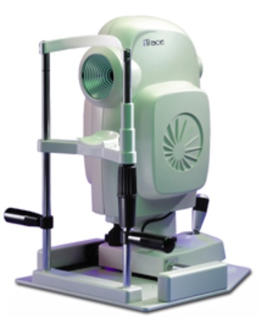 - I-Tracey (TRACEY TECHNOLOGIES) laser myopias